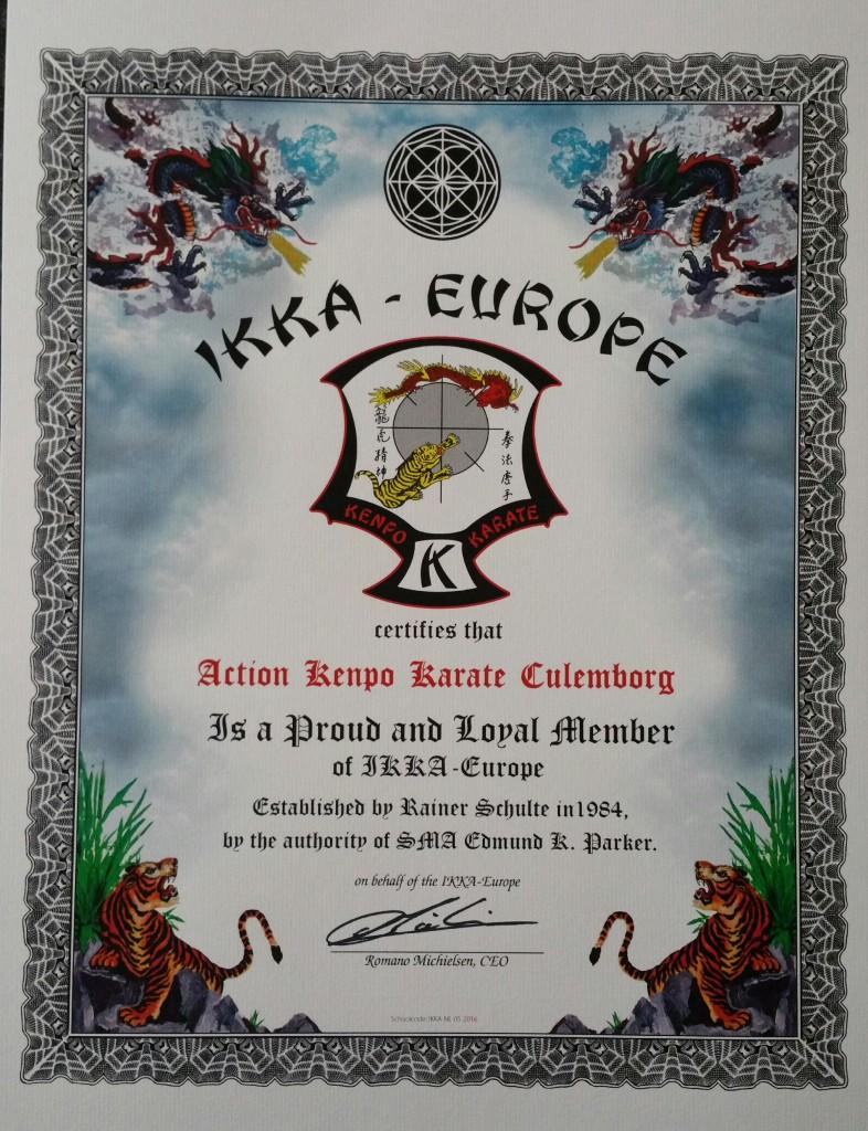Member I.K.K.A. Europe