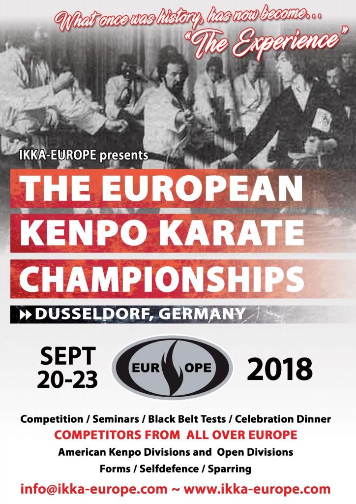IKC Europe 2018 poster